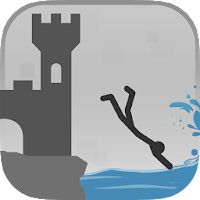 Stickman Flip Diving For PC (Windows And Mac)