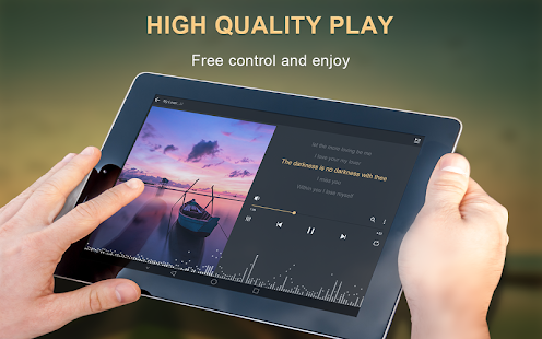 Free Bass Booster &EQ Music Player APK for Windows 8