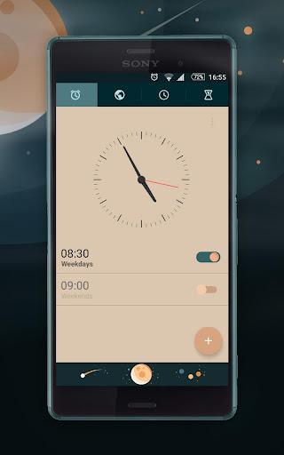 Night Cat Theme - screenshot