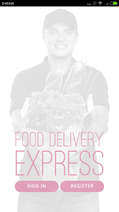 Food Delivery Express - screenshot