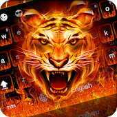 App Fire Tiger Wallpapers HD Backgrounds APK for Kindle