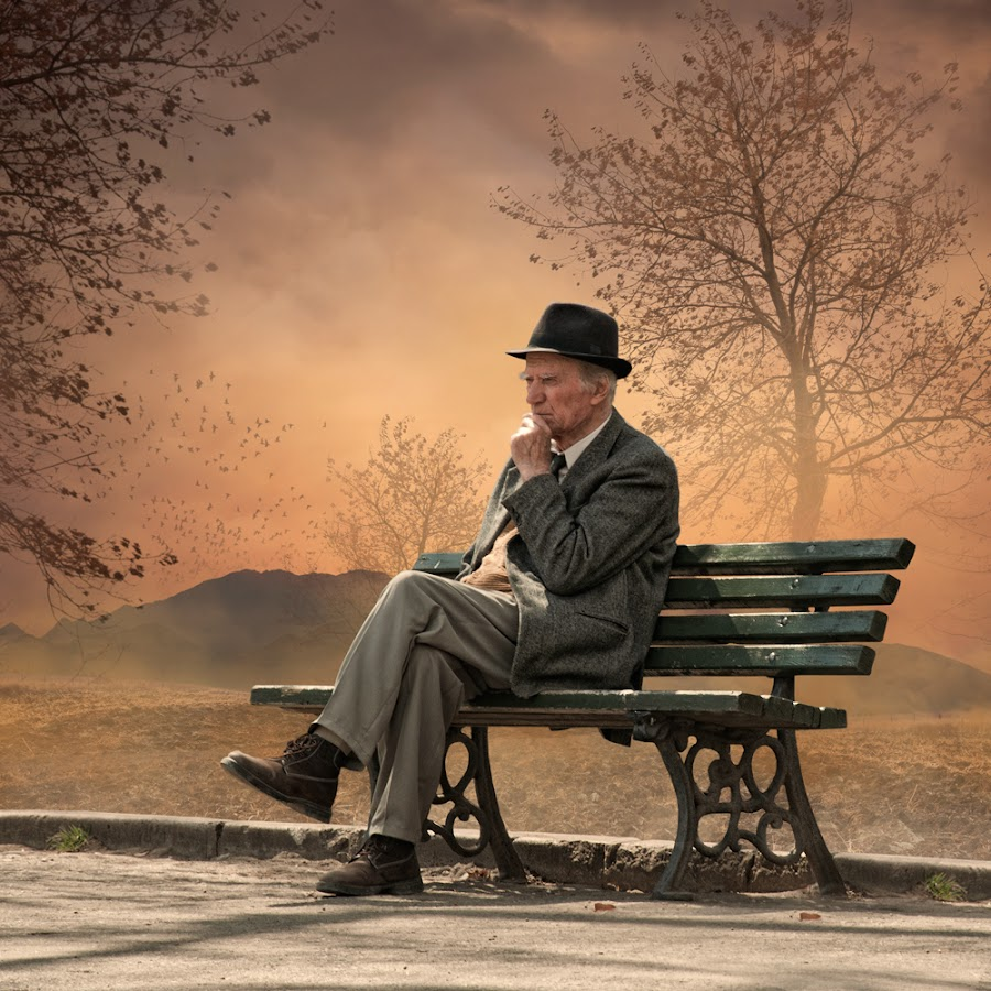My world, my frame, my thoughts by Caras Ionut - Digital Art People ( caras ionut, tutorial, photoshop )