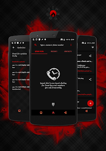 FirePop - CM12.x CM13 theme - screenshot