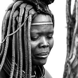 by Lorraine Bettex - Black & White Portraits & People (  )
