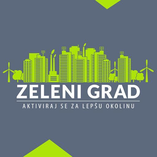 Android aplikacija Zeleni Grad