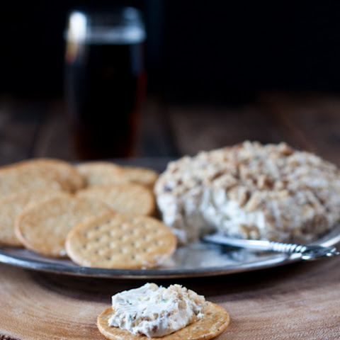 Beer Cheese Ball