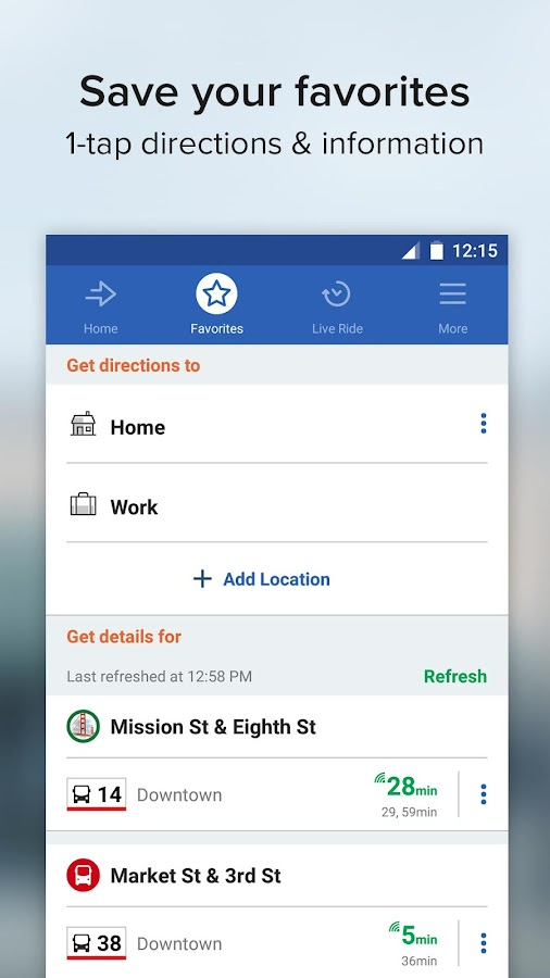 Transit Directions by Moovit Screenshot 4