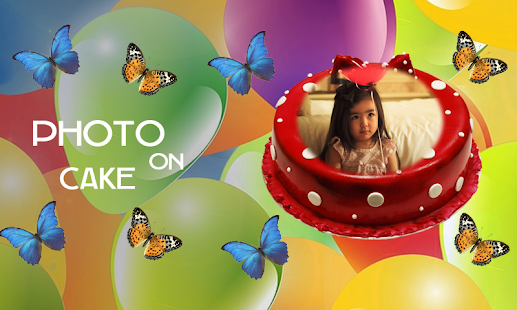 Photo On Cakes - screenshot