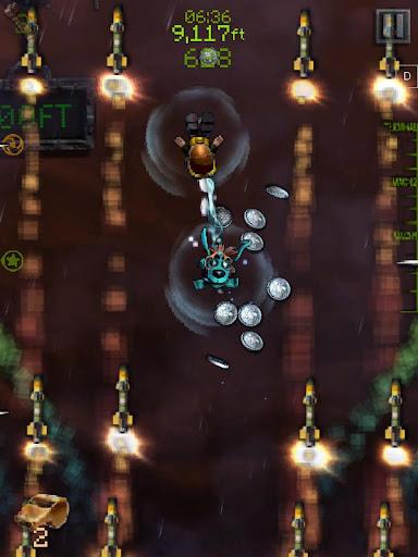 Parashoot Stan Retro - screenshot
