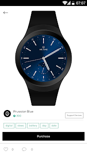 MR.TIME MAKER for SAMSUNG GEAR Screenshot