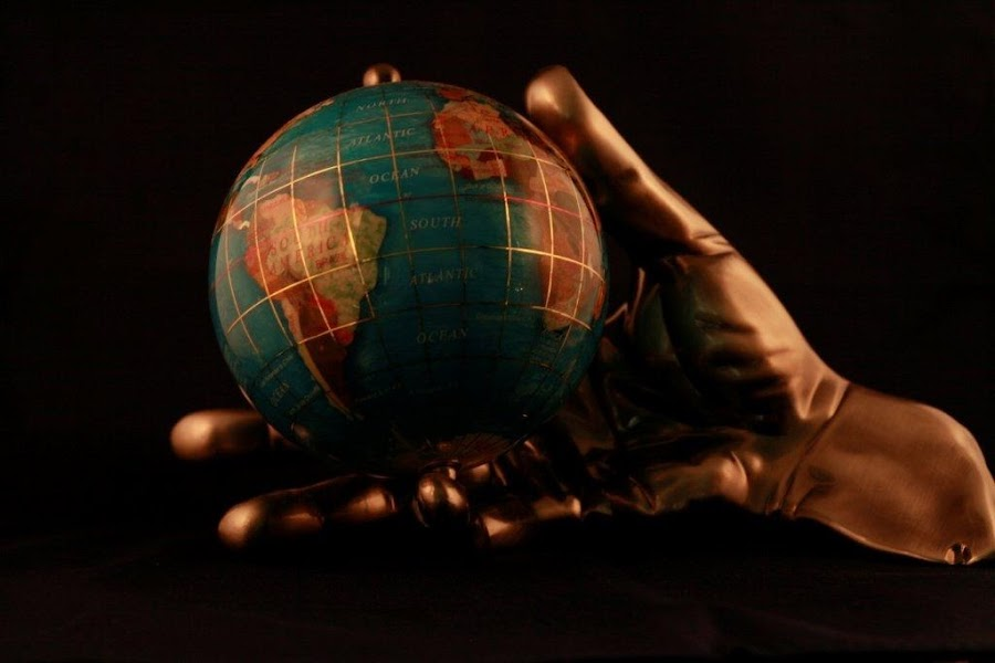 Globe by Andrial Kusuma - Artistic Objects Other Objects ( golbe )