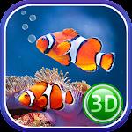 Coral Fish 3D Live Wallpaper Icon
