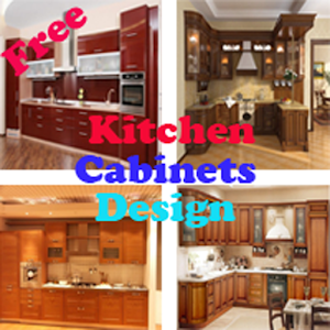 Kitchen cabinets design android apps on google play for Kitchen cabinet design app
