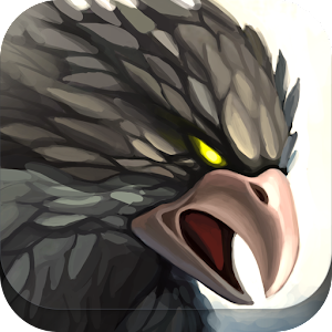 Eagle-Lion Hybrid RPG 3D