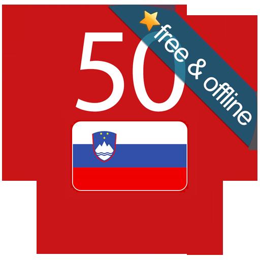Android aplikacija Learn Slovenian - 50 languages na Android Srbija