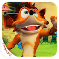 Game Super Adventures of Bandicoot Crash APK for Windows Phone