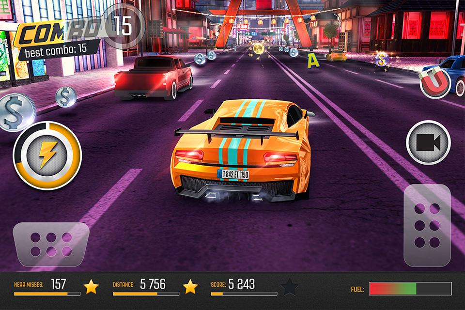 Road Racing: Traffic Driving Screenshot 6