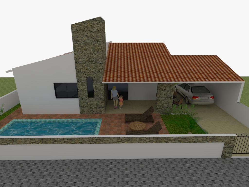 Casa com 3 dormitórios à venda por R$ 190.000 - Praia do Amor - Conde/PB