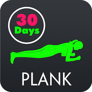 30 Day Plank Challenges for Android