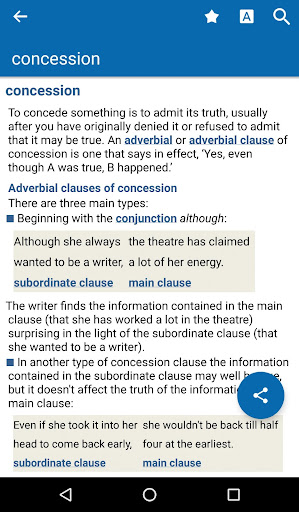 Oxford Grammar and Punctuation screenshot 1