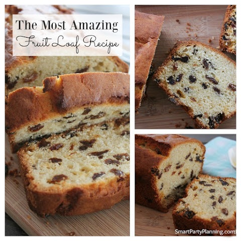 The Most Amazing Fruit Loaf