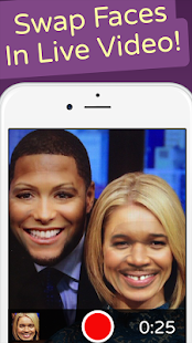 Face Swap Live Beta