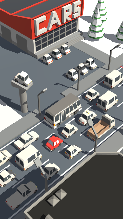 Commute: Heavy Traffic Screenshot 4