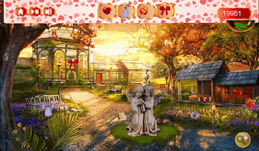 Hidden Object- Mysterious Love - screenshot
