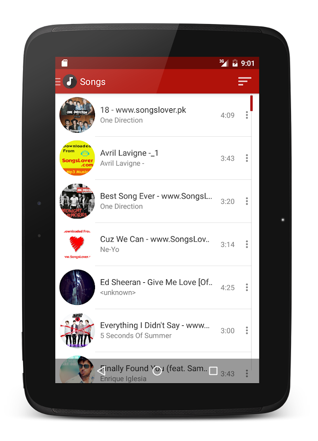 N Music Player Pro Screenshot 8