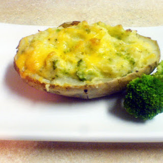 Broccoli Cheddar Potatoes