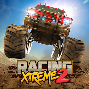 Racing Xtreme 2: Top Monster Truck & Offroad Fun For PC (Windows & MAC)