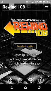 Rewind 108 - screenshot