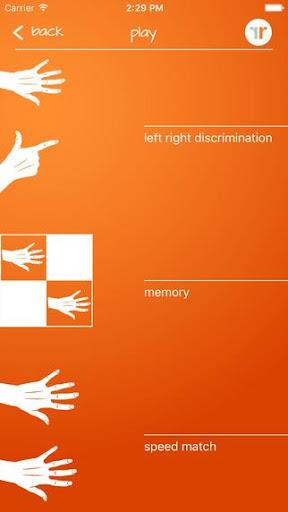 Recognise Hand - screenshot
