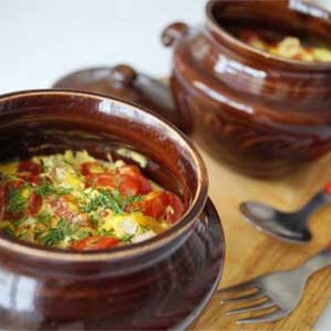 Oven Baked Fish Stew