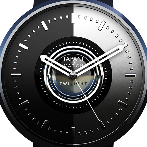 Twilight weather watch face