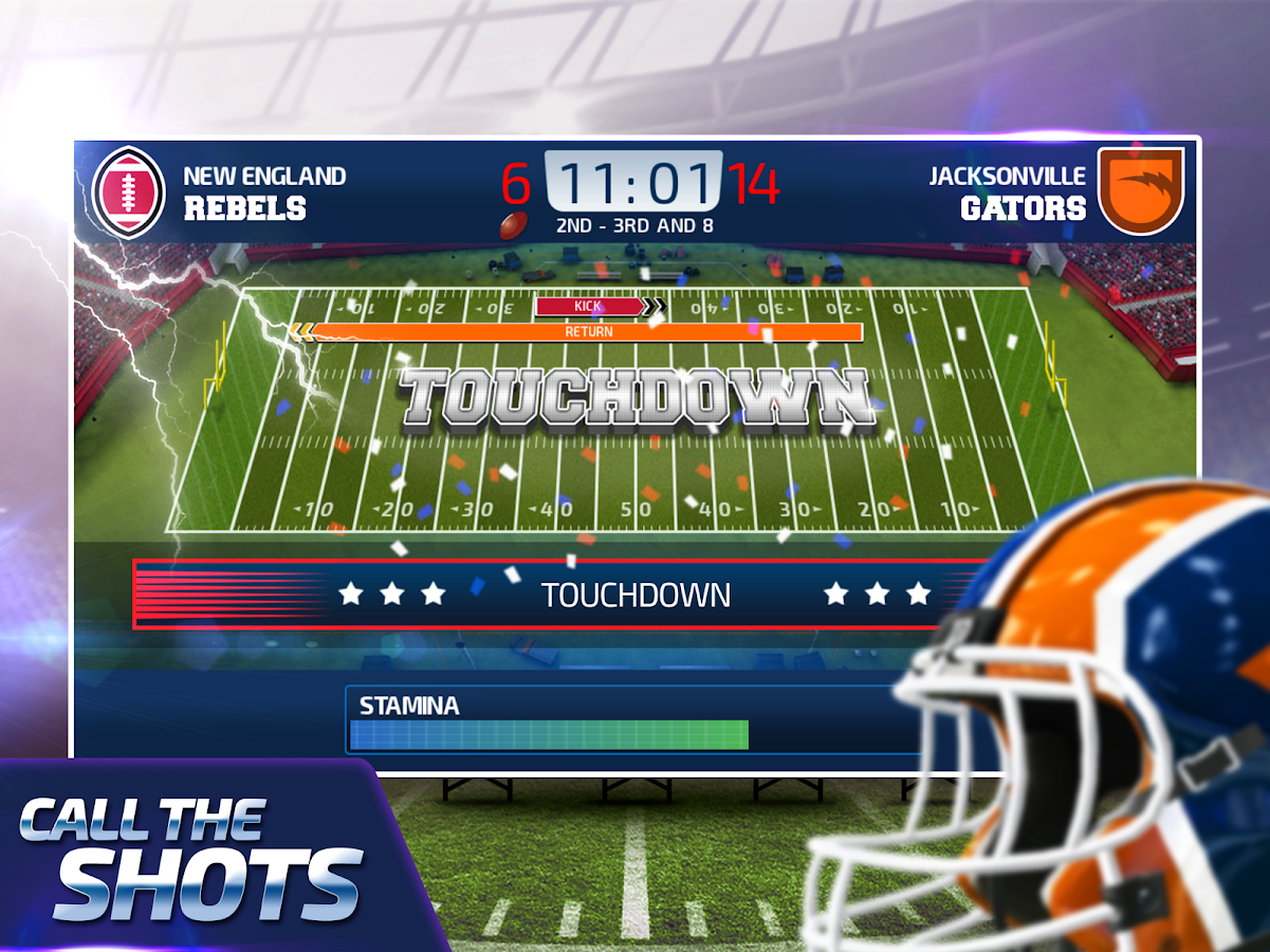 All Star Quarterback 17 Screenshot 5