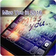 2016 miss-you emoji keyboard