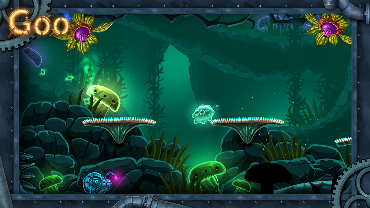 Goo Saga Screenshot 14