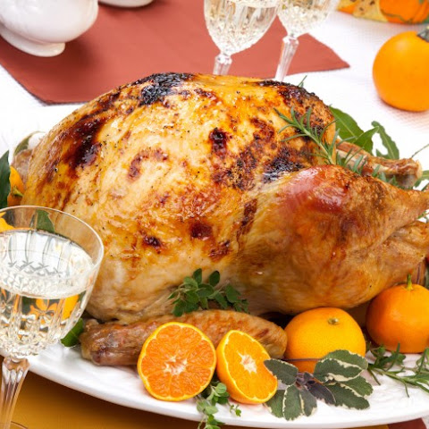 Citrus Roast Turkey