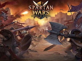 Screenshot of Spartan Wars: Blood and Fire