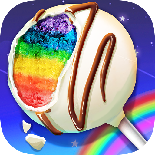Rainbow Desserts Bakery Party (game)