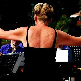 by Daniel Borisovsky - People Musicians & Entertainers