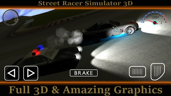 Street Racing Simulator 3D - screenshot