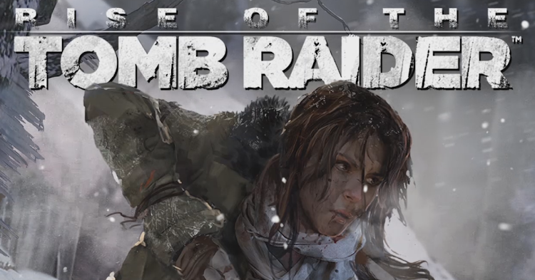 Rise Of The Tomb Raider on Xbox 360 doesn't appear in Square Enix's financials for this year