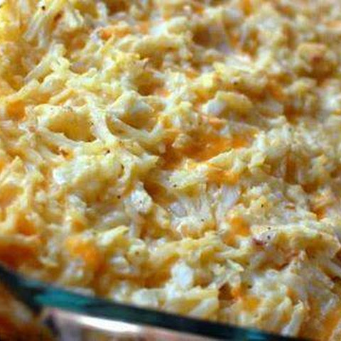 Cracker Barrel's Hashbrowns Casserole Copycat