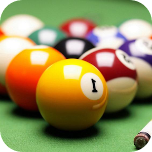 Free Pool Billiards Icon