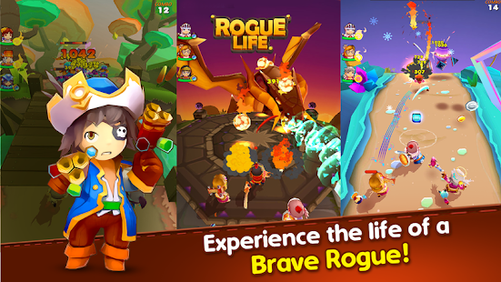 Rogue Life: Squad Goals- screenshot thumbnail