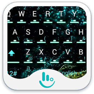 Cover art Summer Blinker Keyboard Theme
