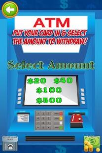 Game ATM Simulator: Kids Money & Credit Card Games FREE APK for Windows Phone