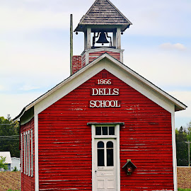 dells school by Jon Radtke - Buildings & Architecture Statues & Monuments ( dells school )